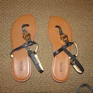 like new MK sandals